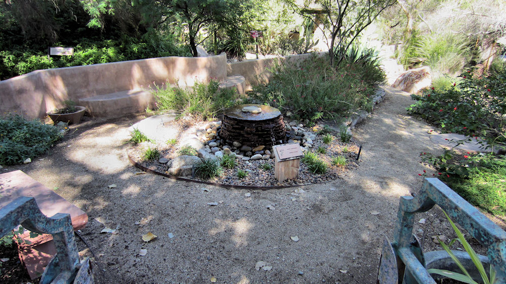 Desert Gardens California Deserts Rt