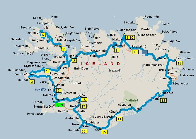 Iceland Grand Circle on grimsey island iceland map, hekla iceland map, hvolsvollur iceland map, egilsstadir iceland map, geysir iceland map, hellnar iceland map, gullfoss iceland map, keflavik iceland map, seydisfjordur iceland map, gauksmyri iceland map, hafnarfjordur iceland map, skaftafell iceland map, vik iceland map, landmannalaugar iceland map, reykjavik iceland map, laugarvatn iceland map, hofsos iceland map, skagafjordur iceland map, akranes iceland map, holmavik iceland map,