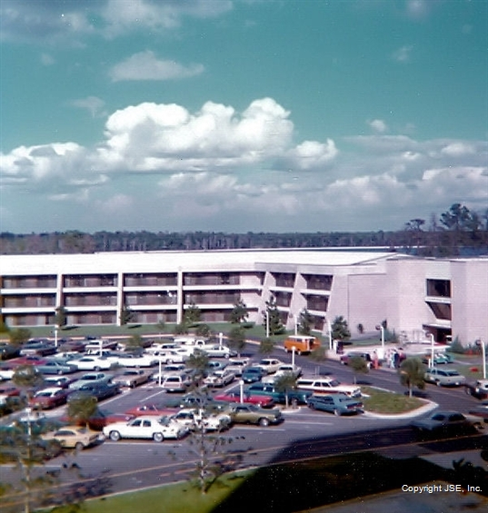 Vintage Walt Disney World